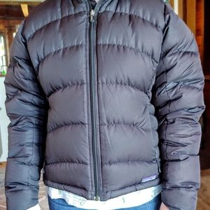 Patagonia puffy coat womens sz. med. Excellent